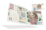 W obiegu pojawił się nowy banknot. Poznaj pięćsetkę, by nie ulec oszustom