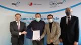 Firma M-P Łukasik nowym inwestorem w Tarnobrzeskiej Specjalnej Strefie Ekonomicznej. Planuje zatrudnienie 25 osób