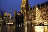 Boże Narodzenie w Niemczech: zamiast łagodzenia ograniczeń, godzina policyjna i kontrole granic