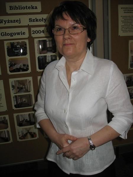 Urszula Zięba, ma męża Pawła, córka Ola studiuje w akademii ekonomicznej, a syn Andrzej w głogowskiej WSHE.