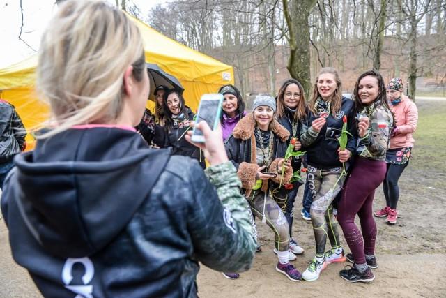 Ladies Run 2021 w Parku Oruńskim (7 marca 2021)