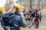 Ladies Run 2021 w Parku Oruńskim. Dedykowany tylko dla kobiet bieg alejkami jednego z najpopularniejszych parków Gdańska ZDJĘCIA
