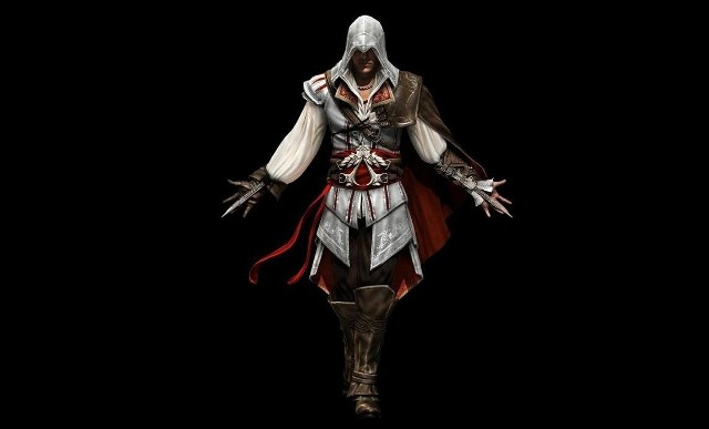 Humble Bundle Assassin's Creed Ezio Auditore da Firenze, bohater gry Assassin's Creed 2 (a także Brotherhood i Revelations)