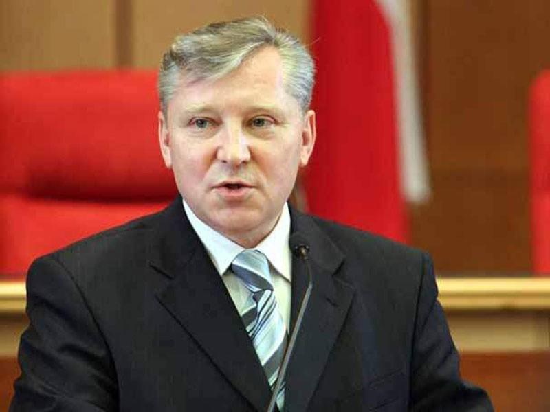 Jan Dobrzyński, senator z ramienia PiS