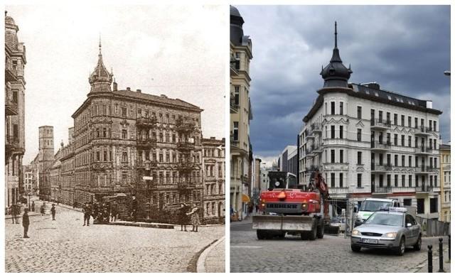 """Odbudowana kamienica """"Żelazko"""" w Poznaniu jest już prawie gotowa. Prace przy rekonstrukcji jednego z najbardziej charakterystycznych budynków w mieście zakończą się w sierpniu tego roku. Zobacz, jak odtworzono kultową kamienicę sprzed 100 lat. Przejdź do kolejnego zdjęcia --->"""