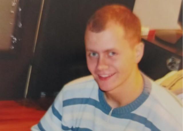 Tak wygląda zaginiony Michał Pluszczyk