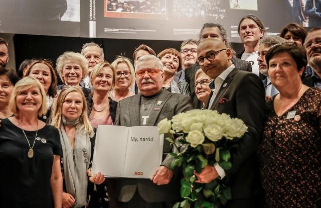 76. urodziny Lecha Wałęsy