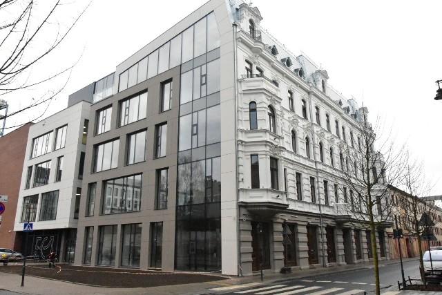 Dzięki głosom internatów tytuł najlepszej  miejskiej realizacji architektonicznej 2019 r. otrzymała wyremontowana w ramach programu rewitalizacji kamienica przy ul. Tuwima 46.