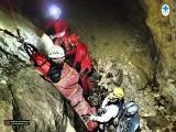 Tatry. TOPR ćwiczył akcję wyciągania rannego z jaskini [ZDJĘCIA]