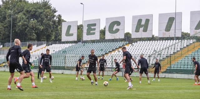 Piłkarze Lechii solidnie przygotowywali się do rywalizacji z Broendby IF