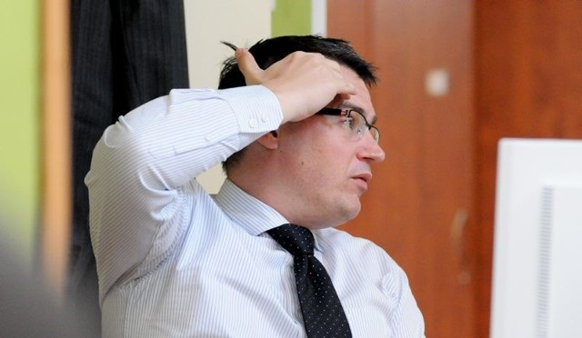 Prezydent Zielonej Góry Janusz Kubicki