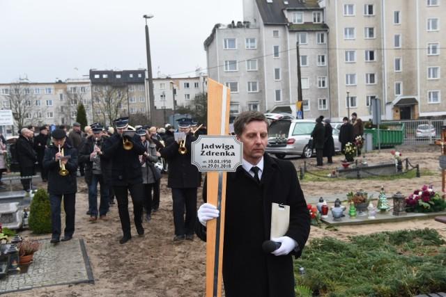 W sobotę na Cmentarzu w Toruniu odbył się pogrzeb naszej dziennikarki Jadwigi Aleksandrowicz, która redagowała stronę aleksandrowską Gazety Pomorskiej.
