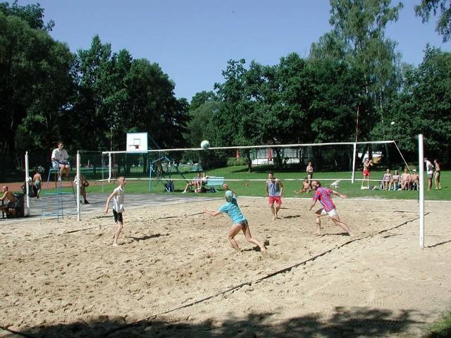 Stowarzyszenie nie zrezygnuje z dorocznego turnieju siatkówki plaýowej w Bąkowie.