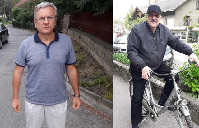 Od lewej: Ireneusz Sobas, Jerzy Lysy