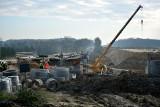 S17: Trasa ekspresowa nadciąga do Warszawy. Sprawdzamy, co dzieje się na budowie (ZDJĘCIA)