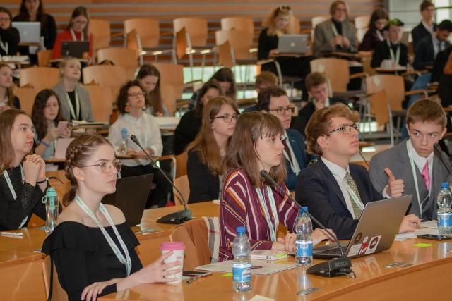 Na zakończenie odbyło się Zgromadzenie Generalne, będące odwzorowaniem posiedzenia plenarnego Europarlamentu.