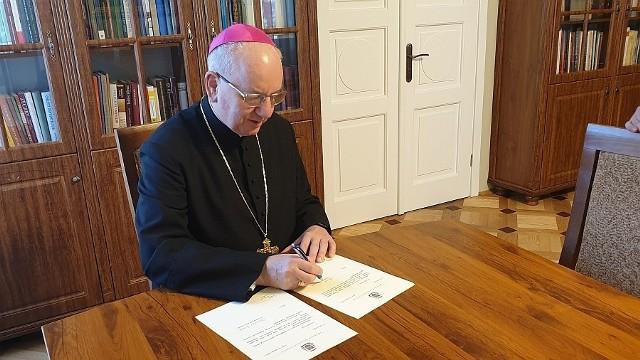 Dekrety nominacyjne podpisał abp Stanisław Budzik, metropolita lubelski