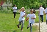 Sportowe obchody 25-lecia samorządu w gminie Dąbi. Rywalizowali mieszkańcy sołectw