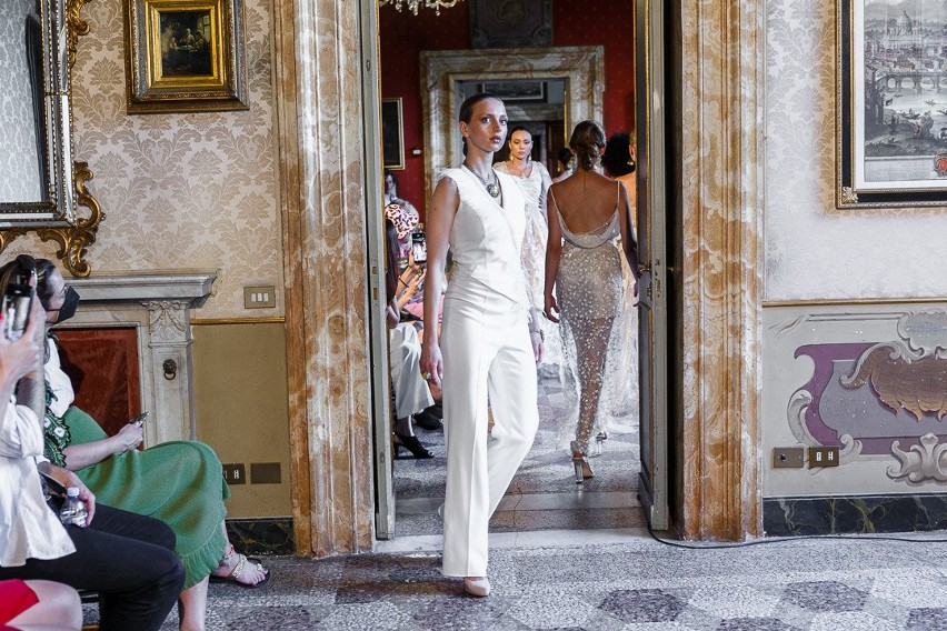 MO.YA Fashion z premierą we Włoszech. Barbara Piekut pokazała w Rzymie swoją najnowszą kolekcję (zdjęcia)