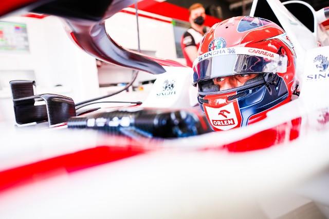 Oficjalnie: Robert Kubica weźmie udział w Grand Prix Włoch!