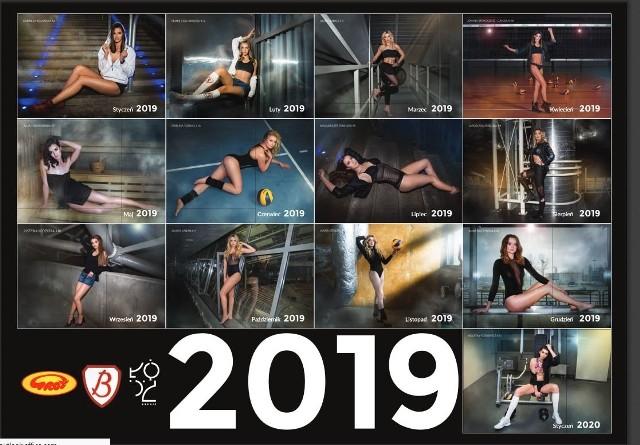 Właśnie ukazał się kalendarz ze zdjęciami brązowych medalistek ubiegłego sezonu. Uroda dziewczyn zachwyca i warto obejrzeć ich zdjęcia.