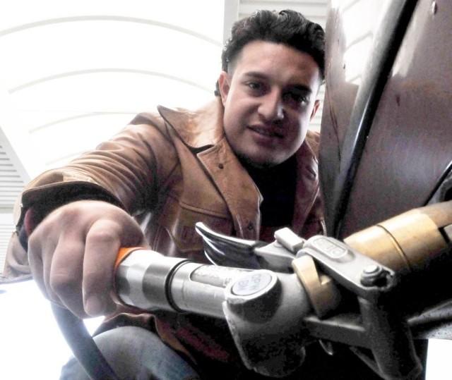 Jimmy Salwin z Zielonej Góry od dziewięciu lat ma samochód na autogaz. - I nadal będę kupował to paliwo, nawet jeśli zdrożeje - zapewnia. - No, może będę jeździł trochę mniej.