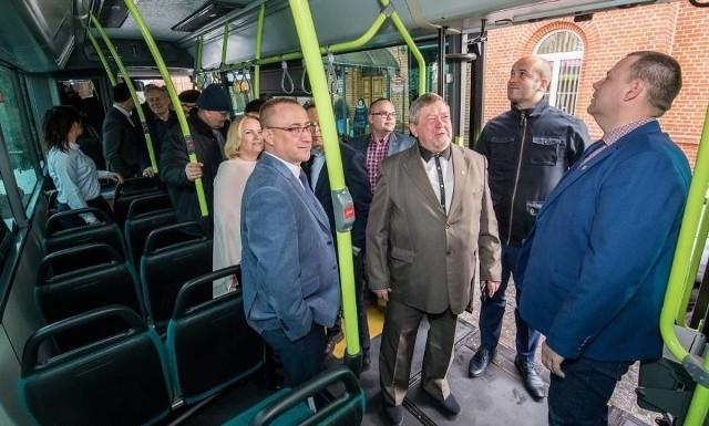 Sprawdź nowe rozkłady jazdy autobusów w Świeciu na kolejnych slajdach