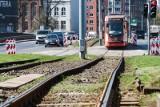 Tramwaje na gdańskie Stogi nie będą kursowały od 27.04 do 2.05.2018. Trwa przebudowa Podwala Przedmiejskiego. Sprawdź komunikację zastępczą