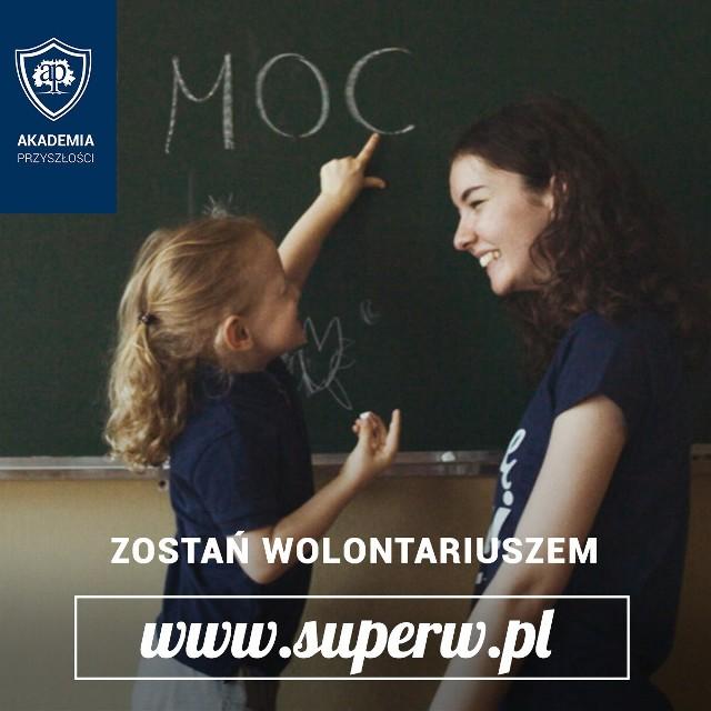 Akademia Przyszłości startuje w Grudziądzu. Możesz zostać jej lokalnym liderem lub wolontariuszem