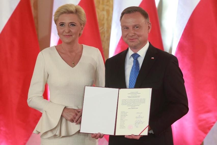 Agata Kornhauser-Duda nowym prezydentem Polski. Spekulacje,...