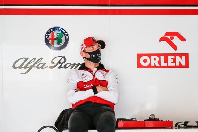 Robert Kubica: Na pewno nie będzie mnie na polach startowych