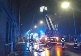 Pożar kamienicy w Siemianowicach Śląskich był dramatyczny. Małe dziecko trafiło do szpitala