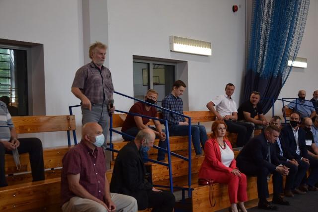 W Żarnowcu rolnicy rozmawiali z Grzegorzem Pudą, ministrem rolnictwa i rozwoju wsi