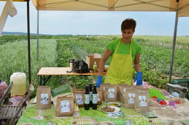 Na wydarzenie zaprasza właścicielka gospodarstwa Agro Apis Aleksandra Lipka.