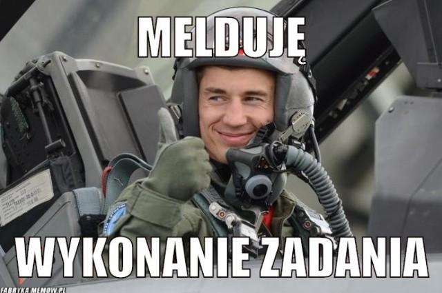 Kamil Stoch pożegnał się z kibicami, ale na szczęście - tylko na kilka miesięcy. Kamil Stoch najlepsze memy - tak kibice podsumowali jego wspaniały, historyczny sezon.