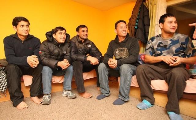 Nepalczycy ze Słupska wspólnie spędzą święta.