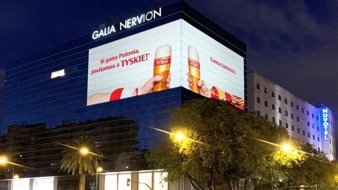 Euro 2020. Tyskie postawi hiszpańskim kibicom piwo, jeśli ich drużyna przegra z Polską