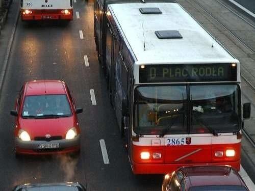 W czwartek autobusy pojadą inaczej niż do tej pory.