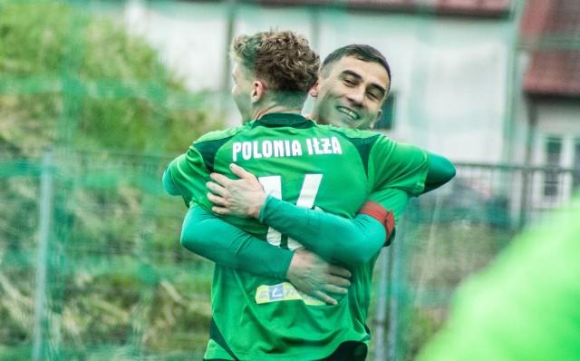 Piłkarze Polonii Iłża dopisali trzy punkty