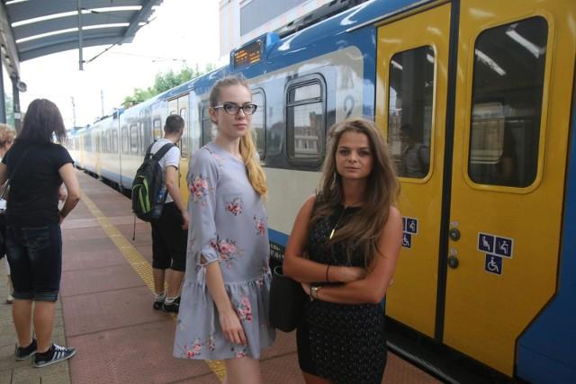 Studenci to spora część pasażerów Kolei Śląskich