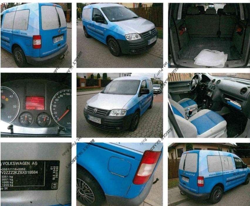 Samochód osobowy Volkswagen Caddy Maxi TDi E4 2.4t, wersja...