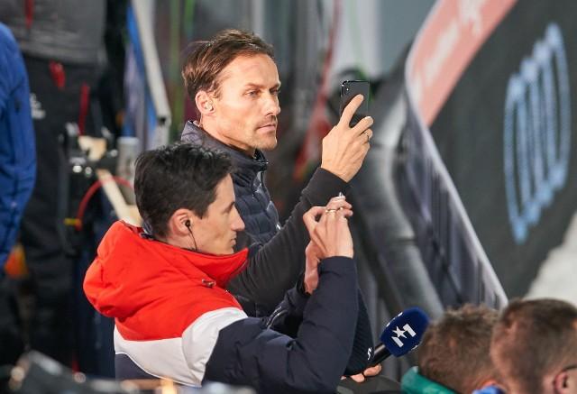 Martin Schmitt i Sven Hannawald od lat są ekspertami Eurosportu.