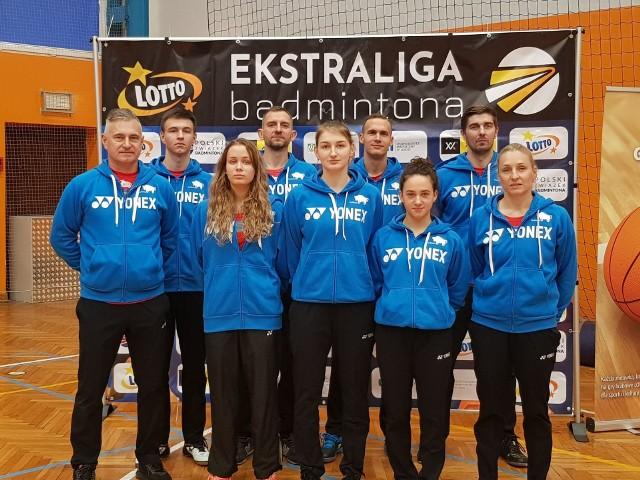 Drużyna SKB Litpol Malow Suwałki broni mistrzowskiego tytułu