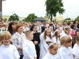 Archidiecezjalna Pielgrzymka Dzieci Pierwszokomunijnych w Sokółce. Zjednoczyła ich Eucharystia (zdjęcia)