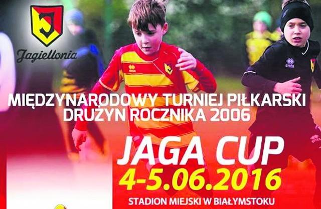 Międzynarodowy Turniej Piłkarski Jaga Cup 2016