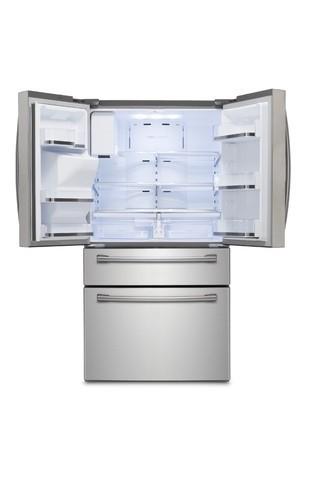 Nowa lodówka 4drzwioaNowa lodówka ma pojemność 540 litrów.