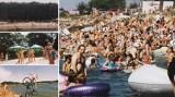 Kryspinów - tak nad zalewem było 20 lat temu. Szaleństwa młodości i beztroska zabawa. Co za zdjęcia!