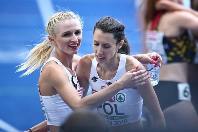 Małgorzata Hołub-Kowalik wraz z koleżankami ze sztafety 4x400 metrów została srebrną medalistką odbywających się w Chorzowie, nieoficjalnych mistrzostw świata sztafet.