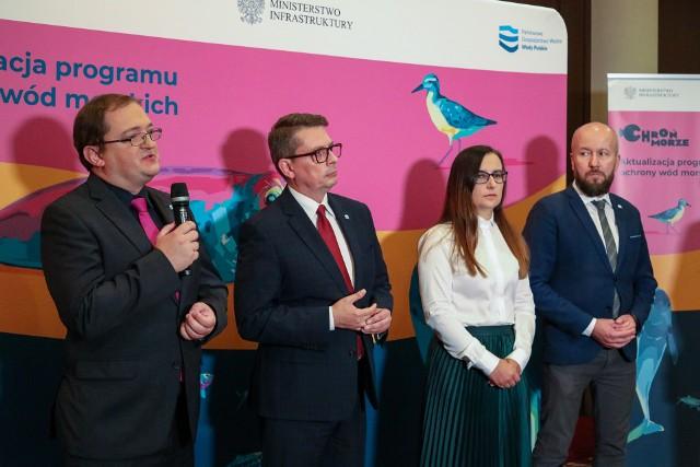 """Jak zadbać o czystość Bałtyku? Finał konsultacji programu """"Chroń morze"""""""