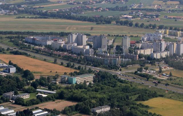 FelinW najbliższych latach na Felinie powstaną co najmniej dwa nowe osiedla.
